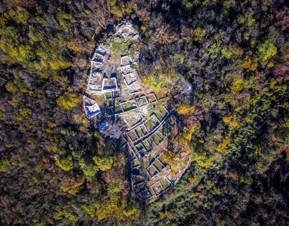 Villaggio medievale medieval village mittelalterliche Dorf