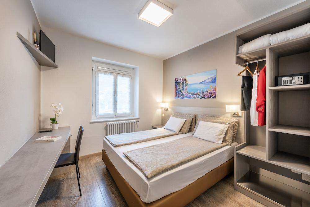 Double room - Albergo Ristorante Svizzero