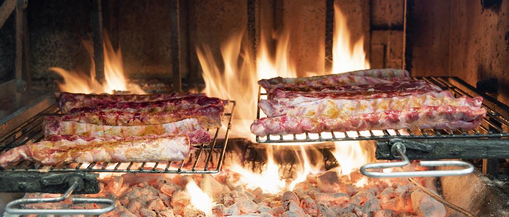 costine griglia ribs